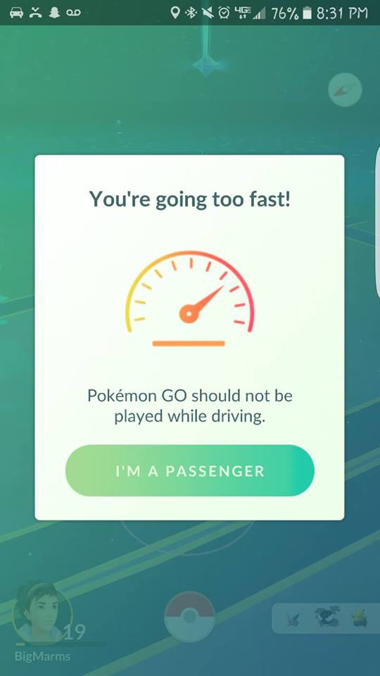 pokemongo screenshot